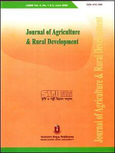Cover of JARD
