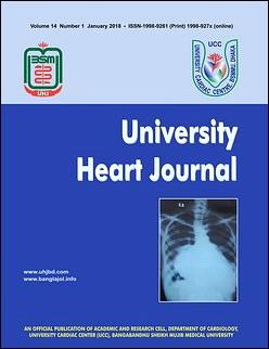 Cover of University Heart Journal