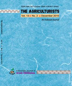 Cover of AGRIC