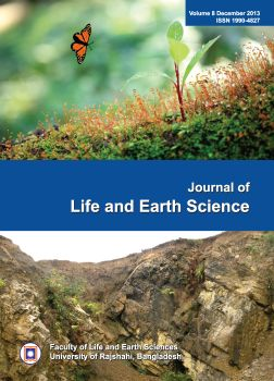 cover of JLES